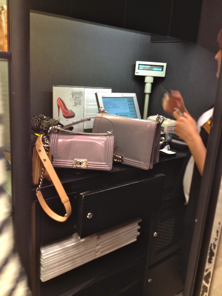buying chanel bags