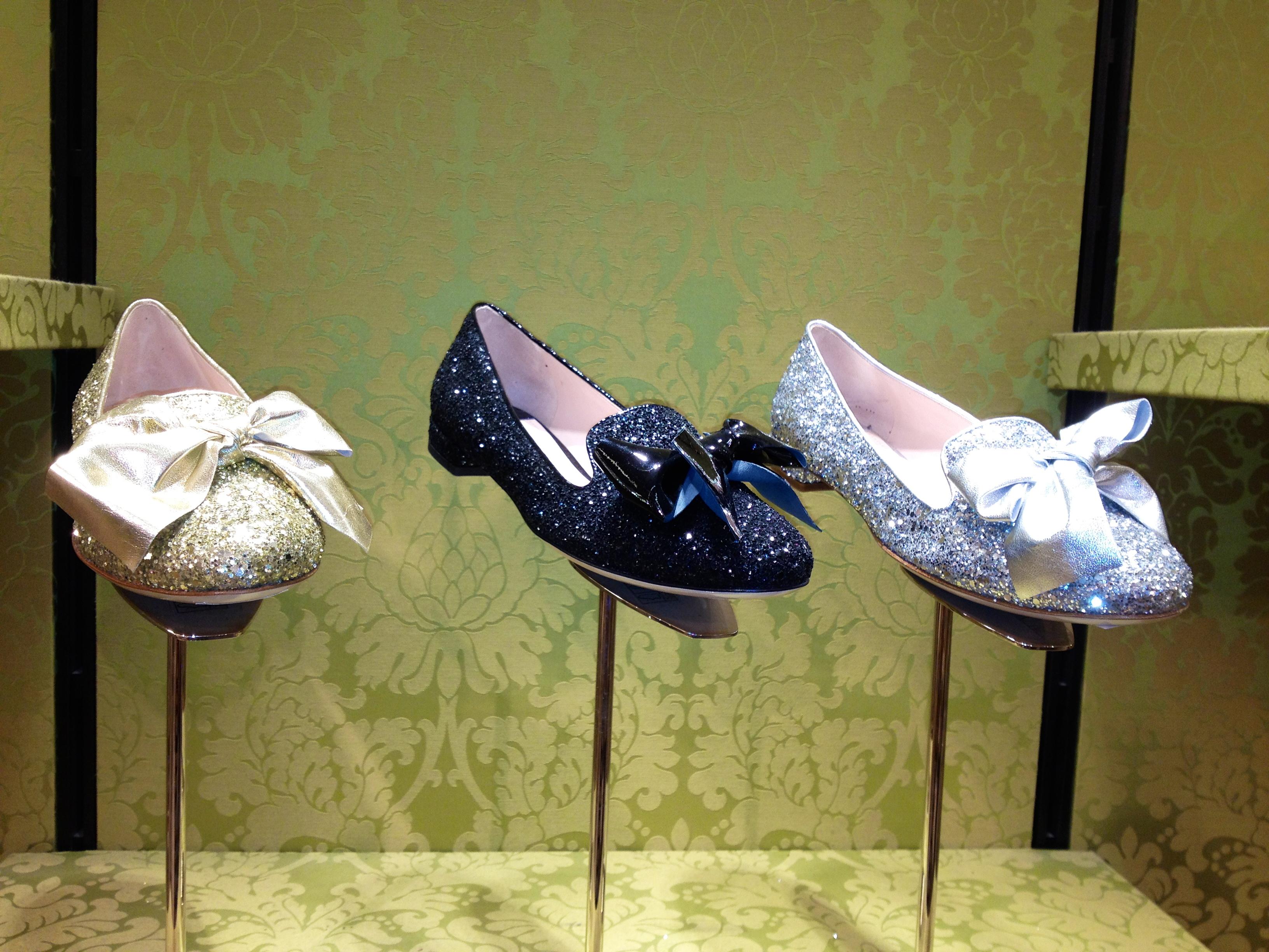miu miu glitter shoes fashion blog fashion blogger