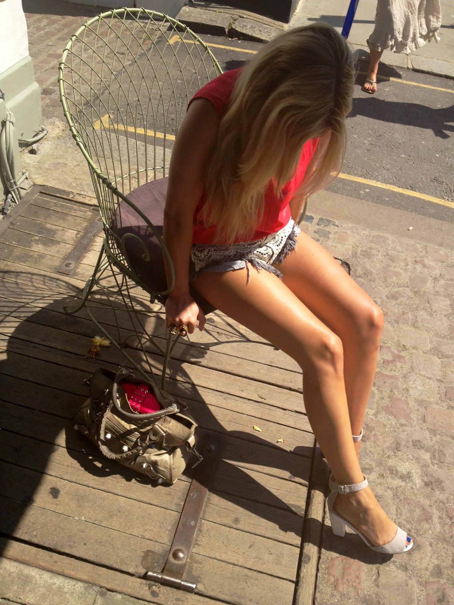 balenciaga bag summer outfit fashion blogger
