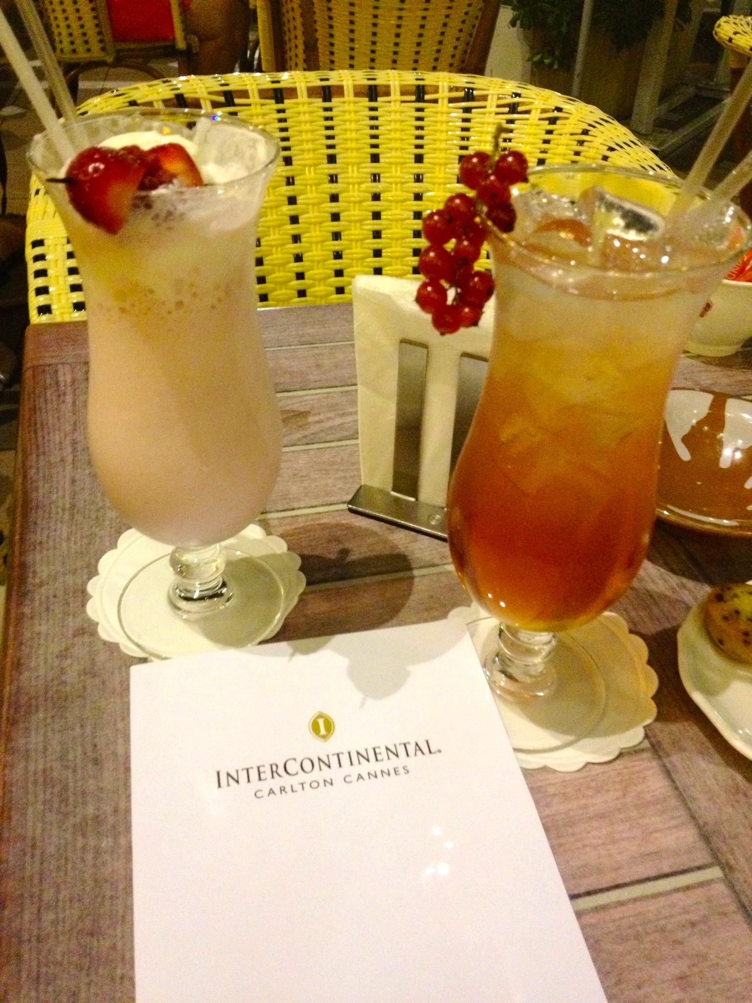 carlton hotel cocktails