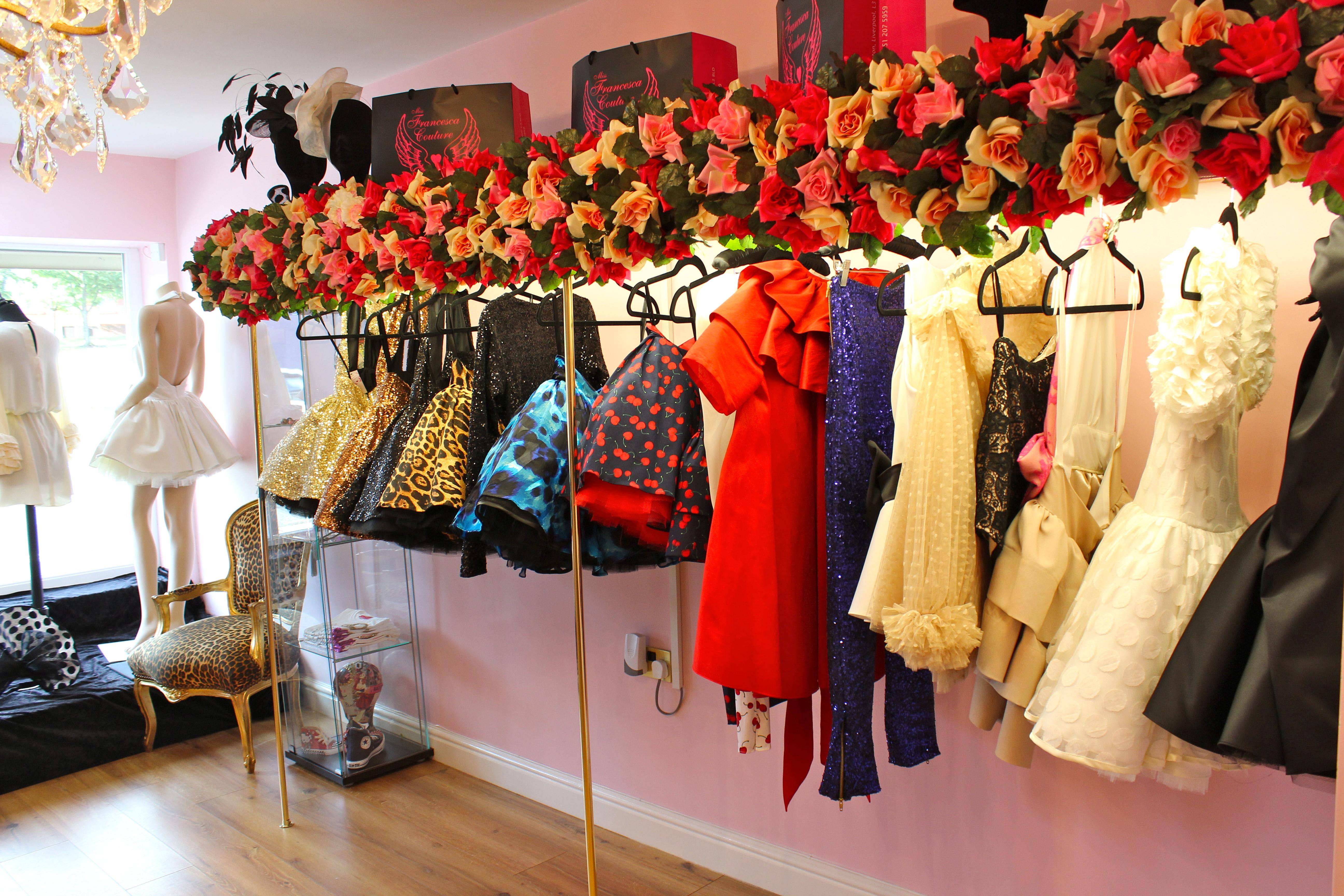 francesca couture boutique