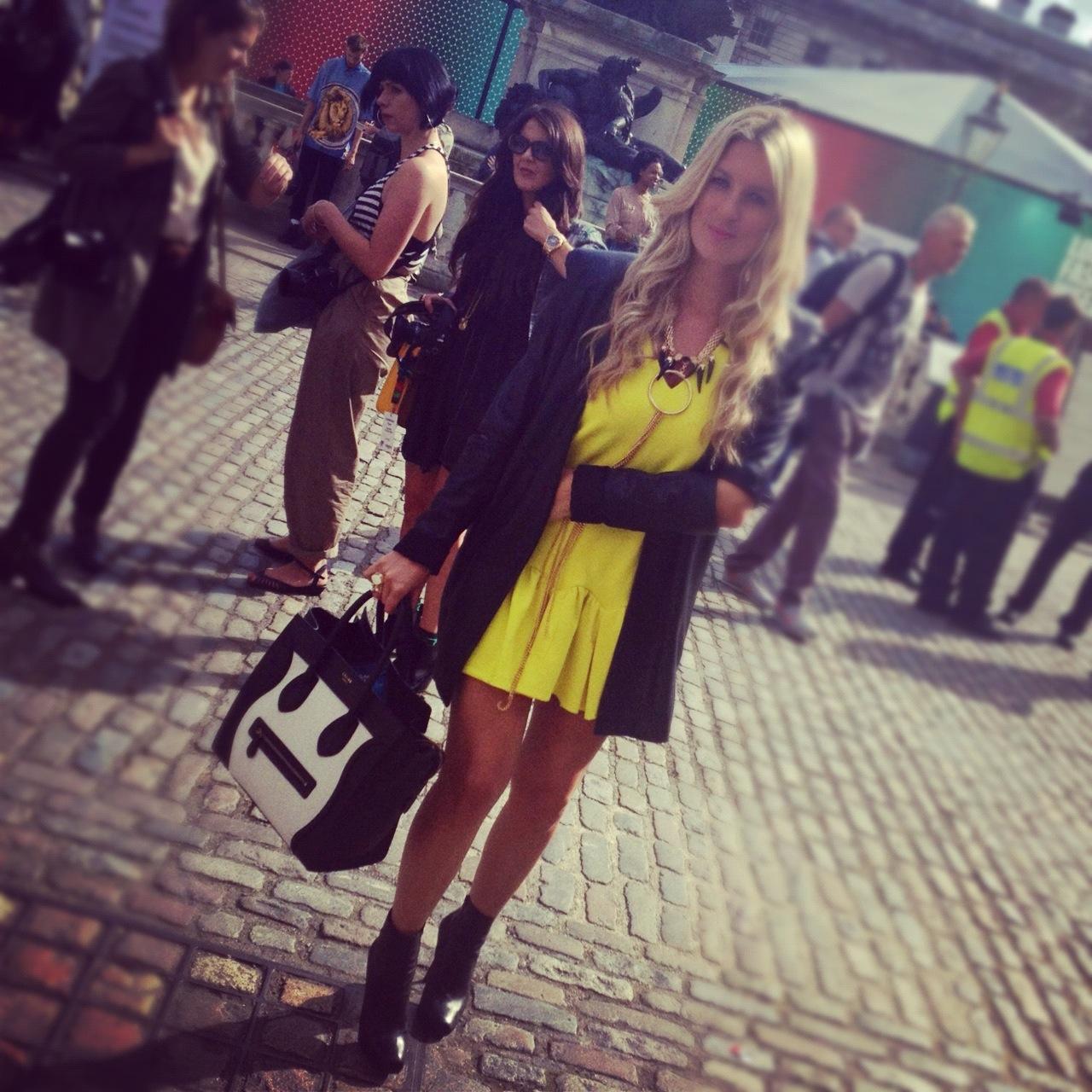 style hunter london fashion week