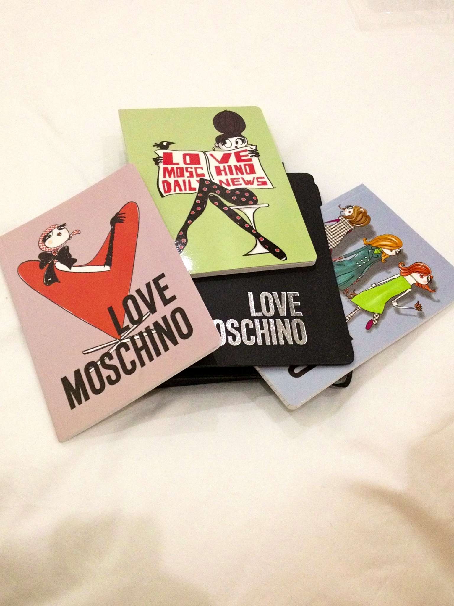 moschino competition