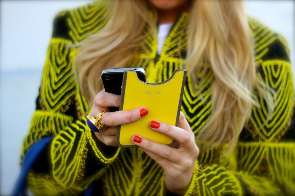 celine iphone case