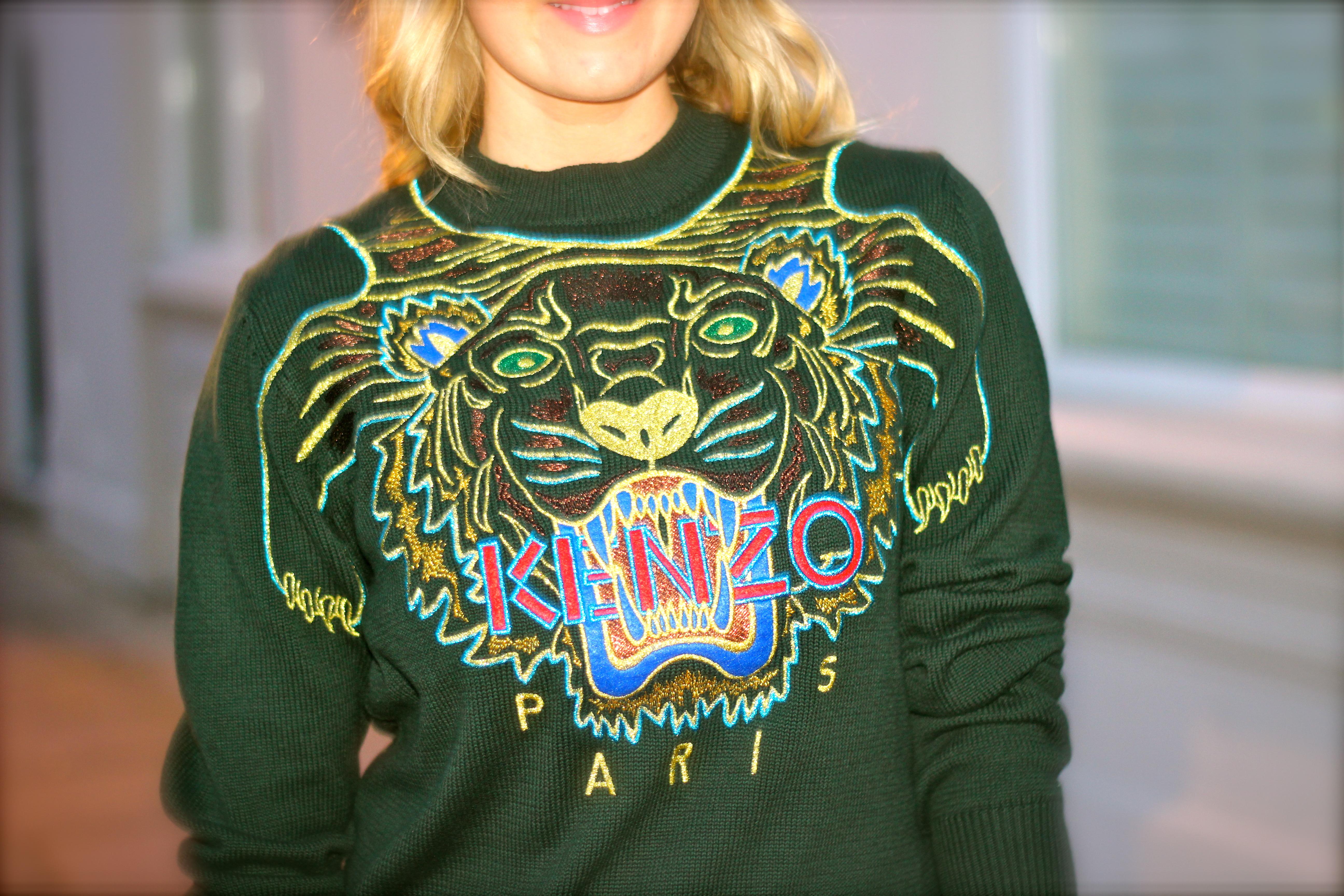 kenzo tiger fever