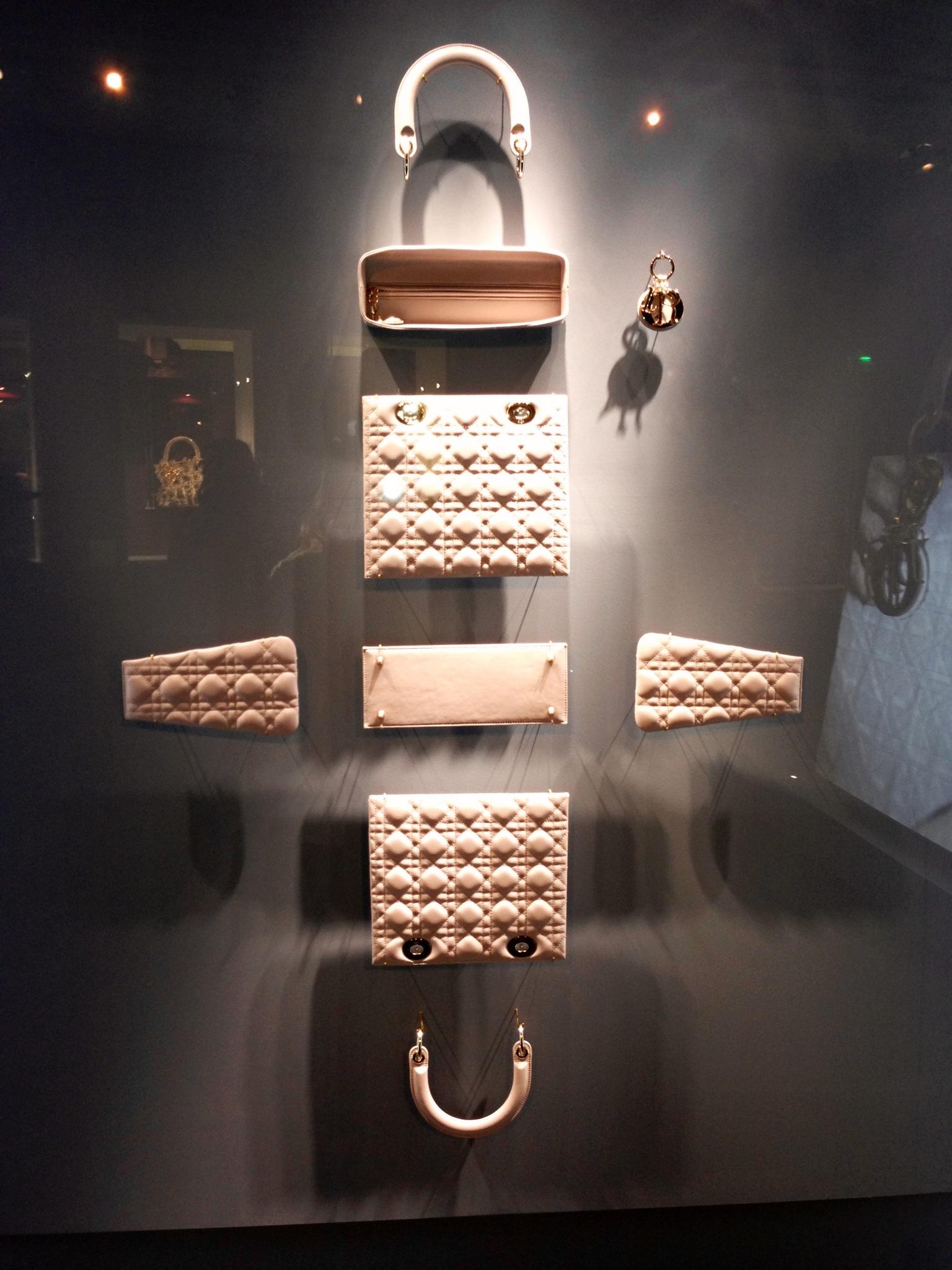 dior exhibition harrods
