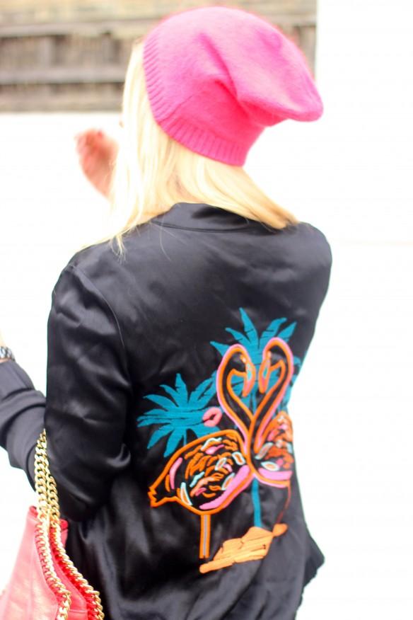 flamingo jacket