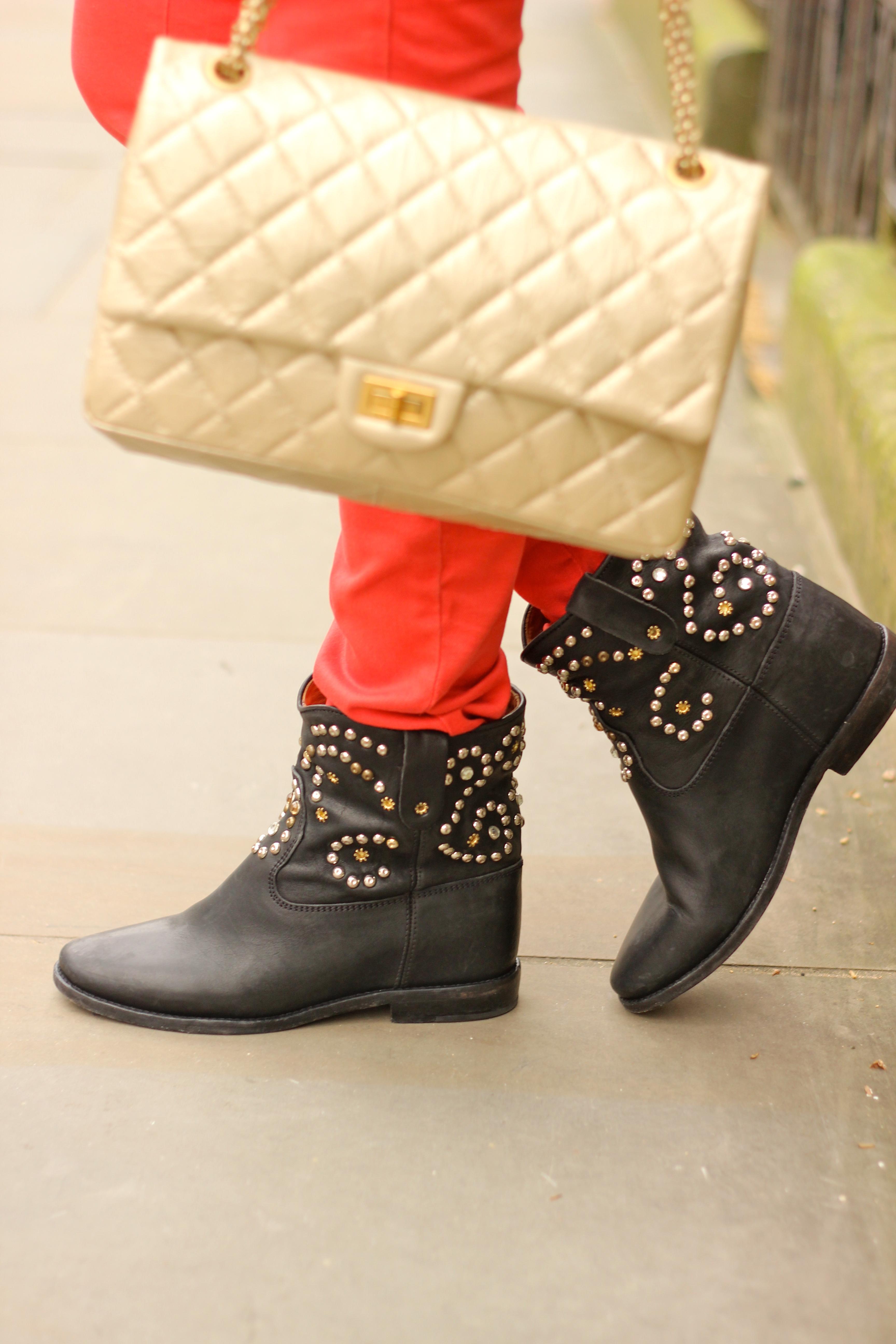 isabel marant coleen boots