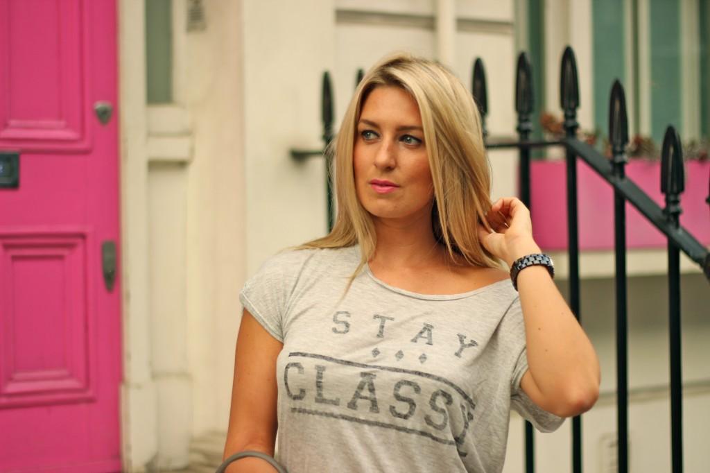 stay classy t shirt