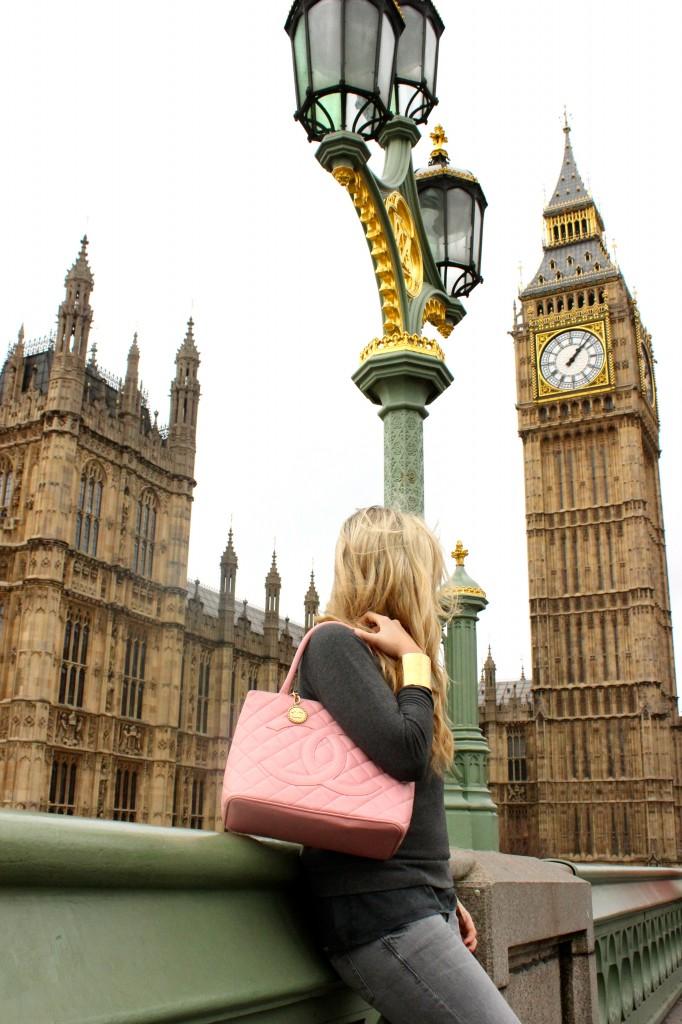 buy vintage chanel bag
