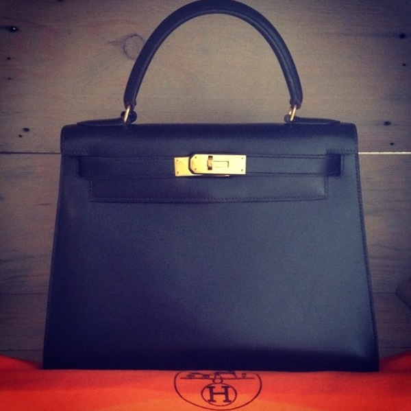 chic and seek hermes kelly bag for sale