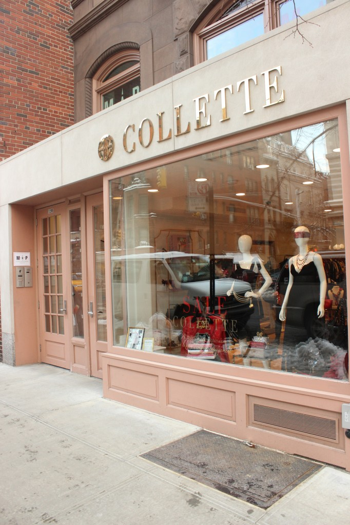 collette nyc store