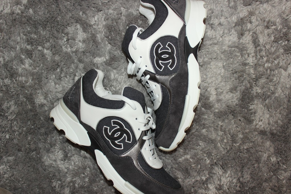 chanel CC SPORT RUNNERS TRAINERS
