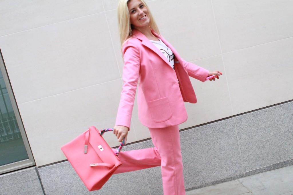 pink rose hermes kelly