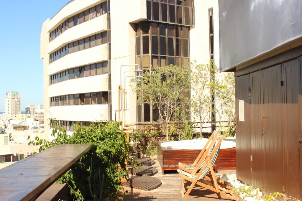 brown tlv hotel israel