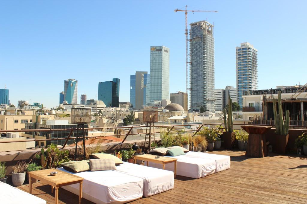 browns hotel israel