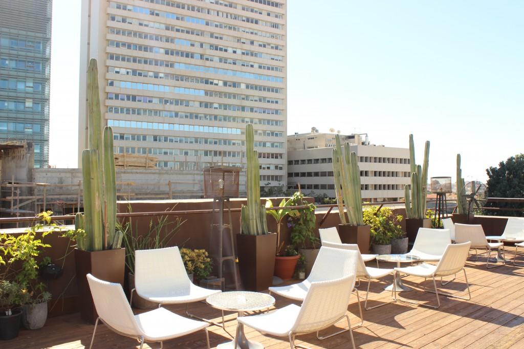 browns hotel review tel aviv