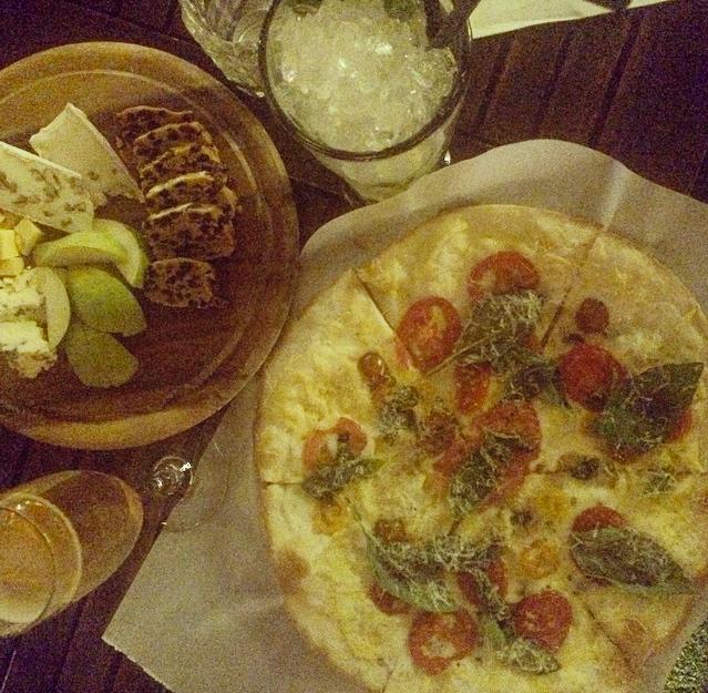 browns hotel tel aviv food review