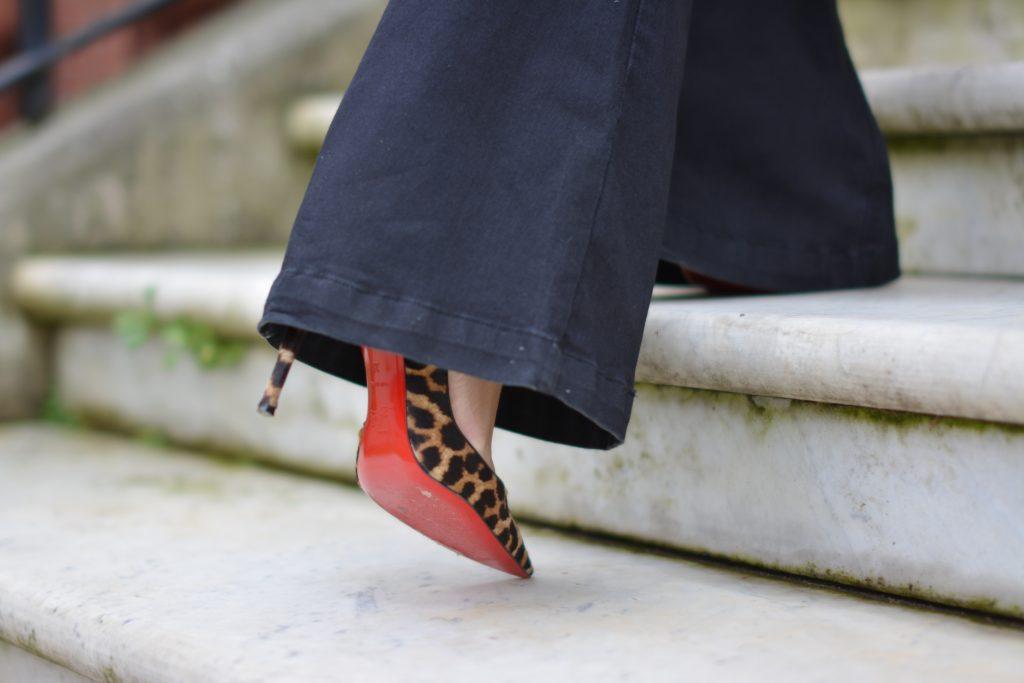 leopard print christian louboutin shoes
