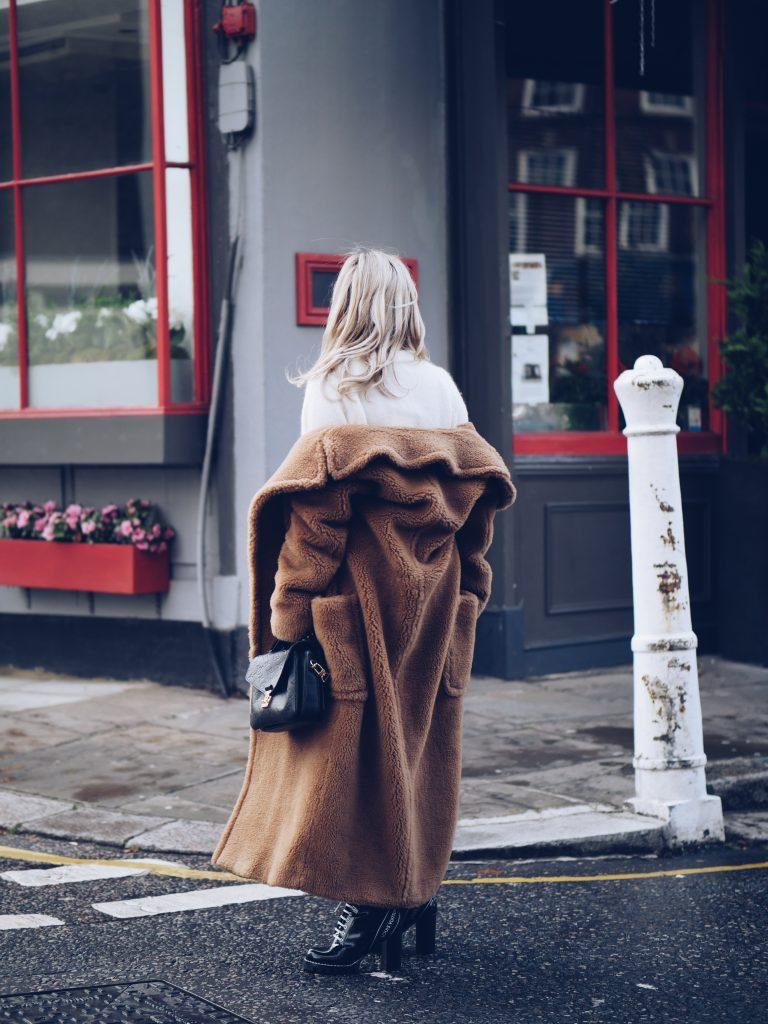 Teddy Coat Chouquette